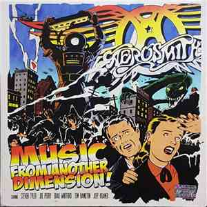 Aerosmith - Music From Another Dimension! album mp3