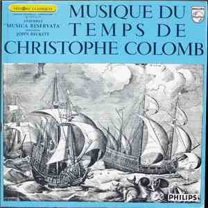 Musica Reservata, John Beckett - Musique Du Temps De Christophe Colomb album mp3