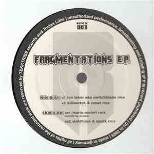 O.B.I. - Fragmentations (Remixes) album mp3