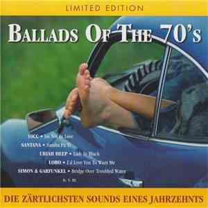 Various - Ballads Of The 70's album mp3