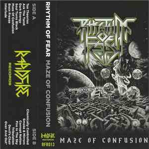 Rhythm Of Fear - Maze Of Confusion album mp3