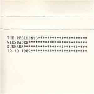 The Residents - Cube E - Live Wiesbaden 19.10.1989 album mp3