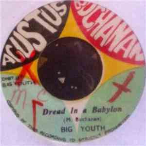 Big Youth - It Dread In A Babylon album mp3