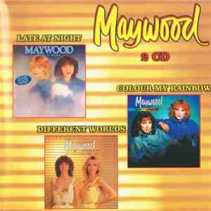 Maywood - Late At Night / Different World / Colour My Rainbow album mp3