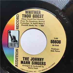The Johnny Mann Singers - Whither Thou Goest / A Joyful Noise album mp3