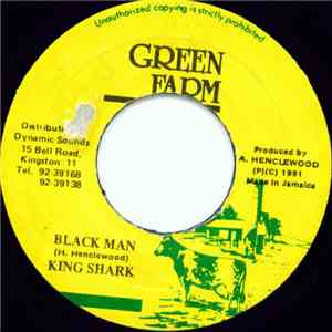 King Shark - Black Man album mp3