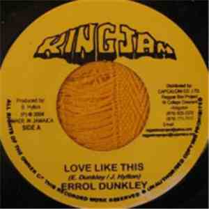 Errol Dunkley / King Jam Band - Love Like This / Africa Riddim album mp3