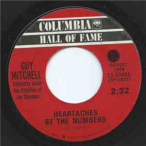 Guy Mitchell - Heartaches By The Number album mp3