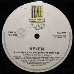 Helen  - I'm Gonna Miss You album mp3