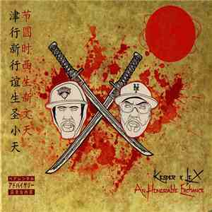 Kesper  X Lex  - An Honorable Exchange album mp3