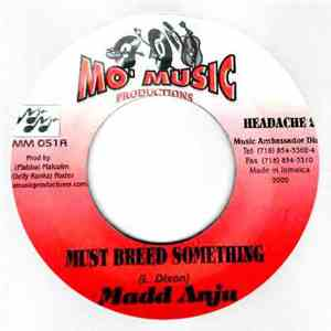 Madd Anju / Christopher  - Must Breed Something / That Way album mp3