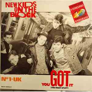 New Kids On The Block - You Got It (The Right Stuff) album mp3