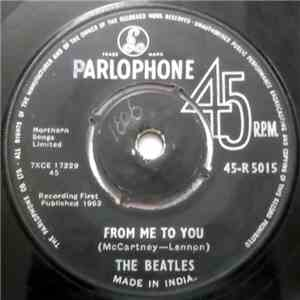The Beatles - From Me To You album mp3