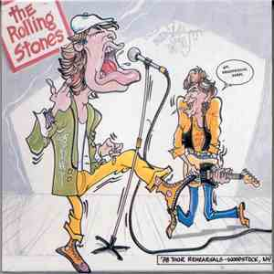 The Rolling Stones - '78 Tour Rehearsals - Woodstock, N.Y. album mp3
