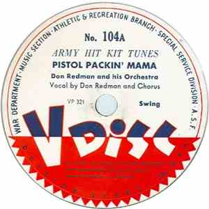 Don Redman And His Orchestra - Pistol Packin' Mama / Redman Blues album mp3