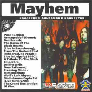 Mayhem - Mayhem album mp3