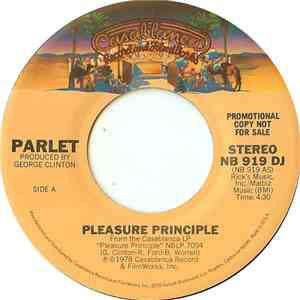Parlet - Pleasure Principle album mp3