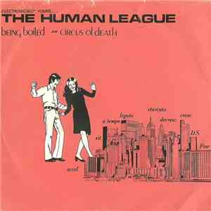 The Human League - Being Boiled / Circus Of Death album mp3