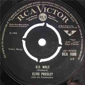 Elvis Presley With The Jordanaires - U.S. Male album mp3