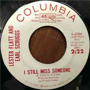 Lester Flatt And Earl Scruggs - I Still Miss Someone / Father's Table Grace album mp3