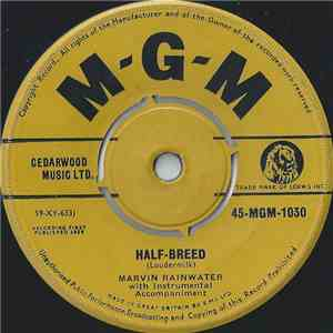 Marvin Rainwater - Half-Breed album mp3