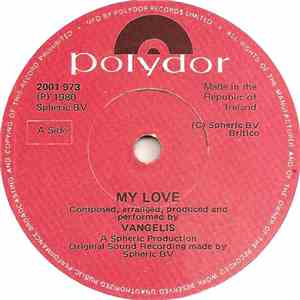 Vangelis - My Love album mp3