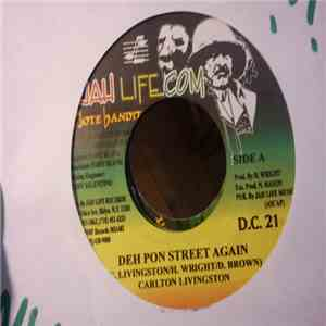 Carlton Livingston / Fragga Ranks - Deh Pon Street Again / Thank You album mp3