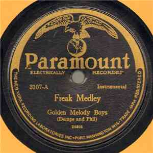 Golden Melody Boys - Freak Medley / Sabula Blues album mp3