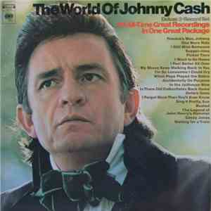 Johnny Cash - The World Of Johnny Cash album mp3