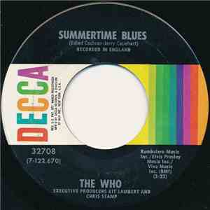 The Who - Summertime Blues / Heaven And Hell album mp3