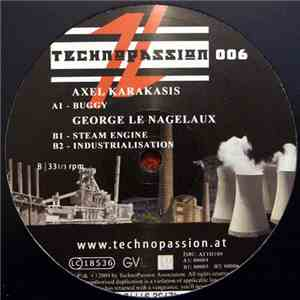 Axel Karakasis / George Le Nagelaux - Industrialisation EP album mp3