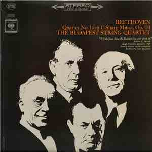 Beethoven, Budapest String Quartet - Quartet No. 14 In C-sharp Minor, Op. 131 album mp3