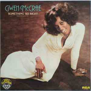 Gwen McCrae - Something So Right album mp3