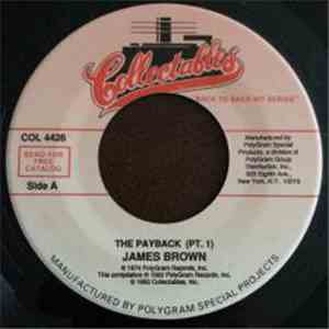 James Brown - The Payback (Part 1&2) album mp3