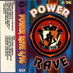 Various - Power Rave 4/96 album mp3