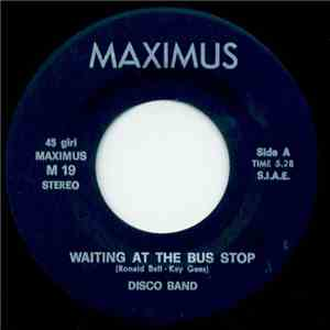 Disco Band - Waiting At The Bus Stop album mp3