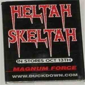 Heltah Skeltah - Magnum Force Sampler album mp3