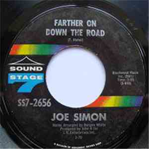 Joe Simon - Farther On Down The Road / Wounded Man album mp3