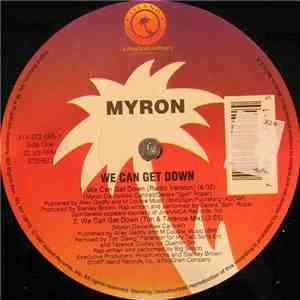 Myron - We Can Get Down album mp3