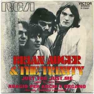 The Brian Auger Trinity - Just You Just Me = Sólo Tú, Sólo Yo album mp3