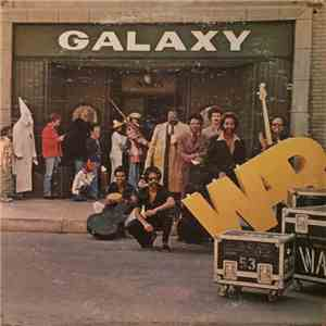 War - Galaxia album mp3