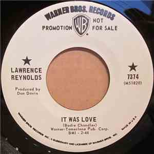 Lawrence Reynolds - It Was Love / Messing With My Mind album mp3