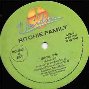 The Ritchie Family / Kebekelektrik - Brazil / Magic Fly / War Dance album mp3