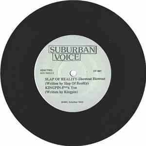 Various - Suburban Voice album mp3