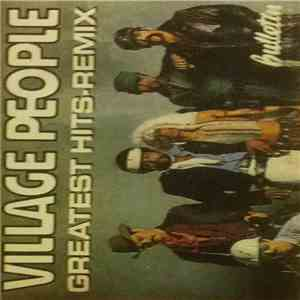 Village People - Greatest Hits Remix album mp3