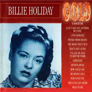 Billie Holiday - Gold album mp3