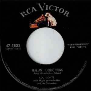 Lou Monte with Hugo Winterhalter And His Orchestra - Italian Huckle Buck album mp3