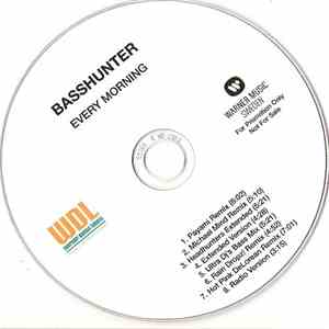 Basshunter - Every Morning album mp3