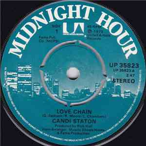 Candi Staton - Love Chain album mp3