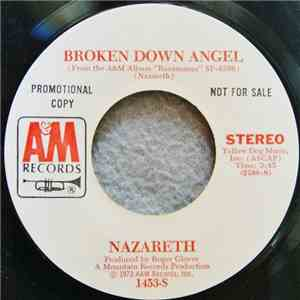 Nazareth  - Broken Down Angel album mp3